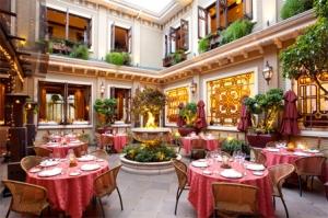 Hotel Grano de Oro, レストラン