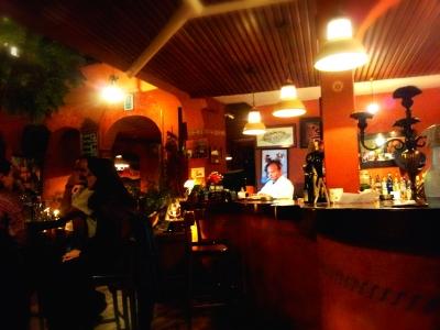 Bolivian-French Restaurant