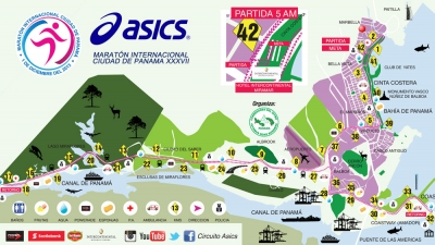 Panama_marathon_map