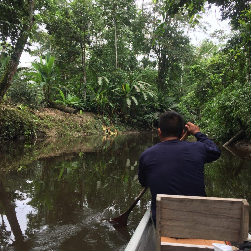エクアドルで本当のアマゾンを知る旅(ツアー編その2)