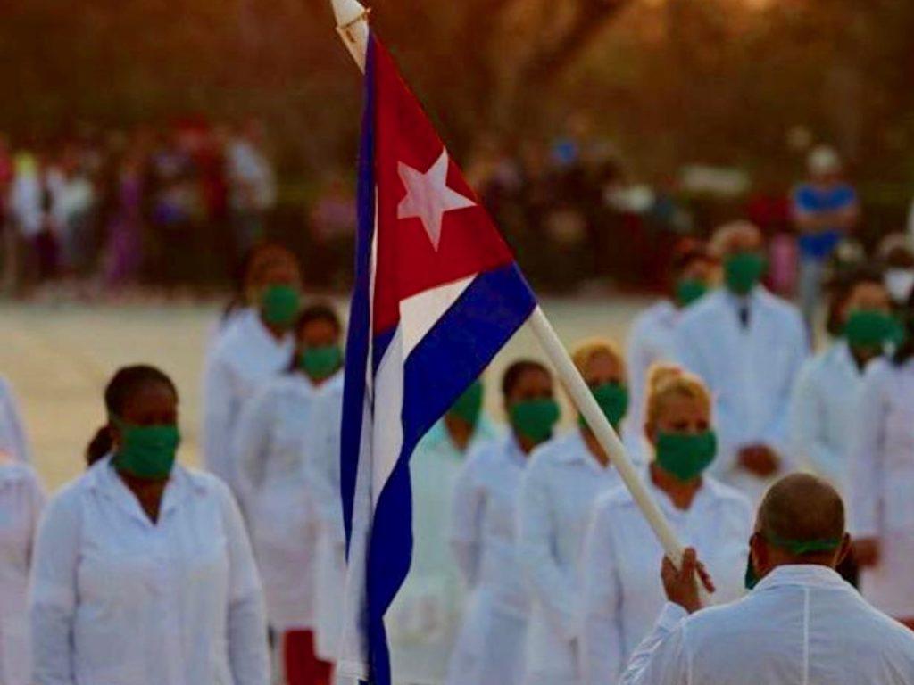 今年もキューバで年越し、ゆく年2020