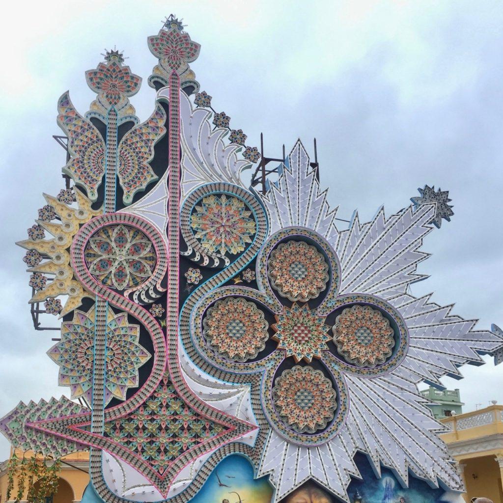 キューバで一番盛り上がる、Remediosレメディオスのクリスマス