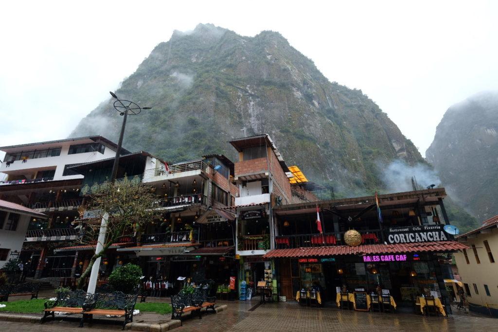 マチュピチュ村 アグアスカリエンテス