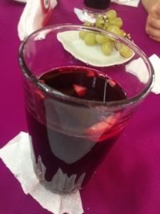 チチャモラーダ(紫トウモロコシのジュース )
