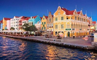 アンティルの首都はABC諸島に属するキュラソー島のウィレムスタット