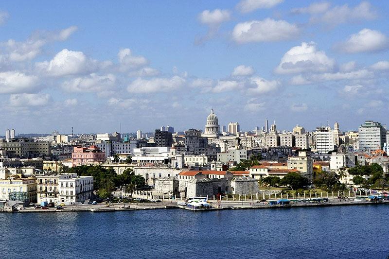 ハバナの街