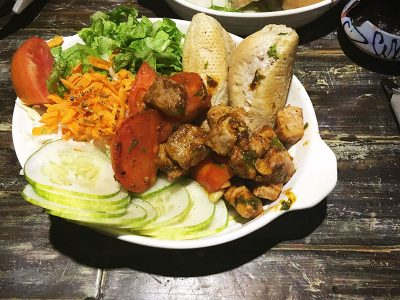 Chanchullero 豚肉の料理