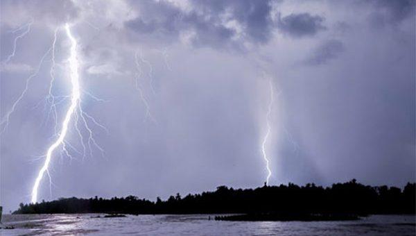 カタトゥンボの雷