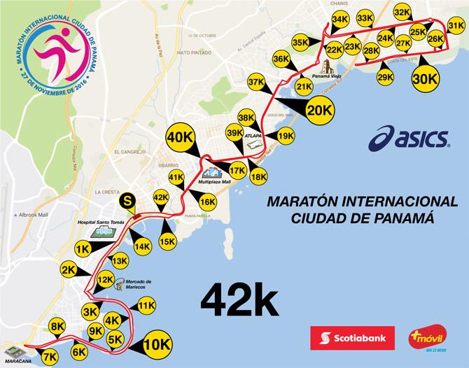 パナママラソン2017