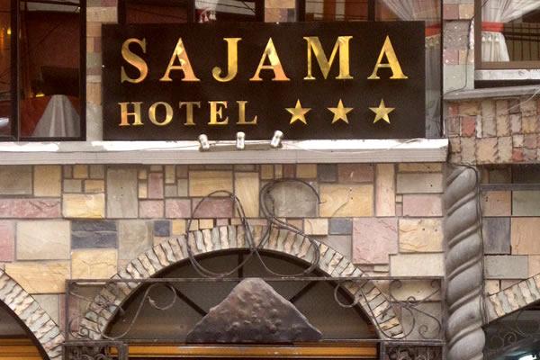 Sajama hotel