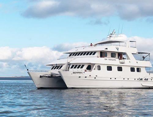 Seaman Journey号で行くガラパゴスクルーズ