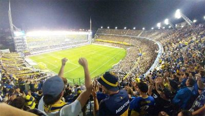 アルゼンチンサッカーツアー