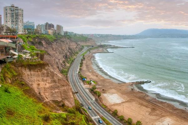 リマ ペルー 旅行情報