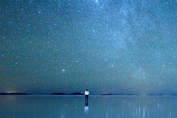 ウユニ塩湖 旅行情報