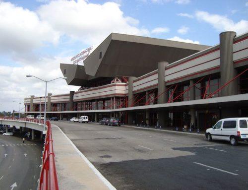 ハバナの国際空港、ついに再開!