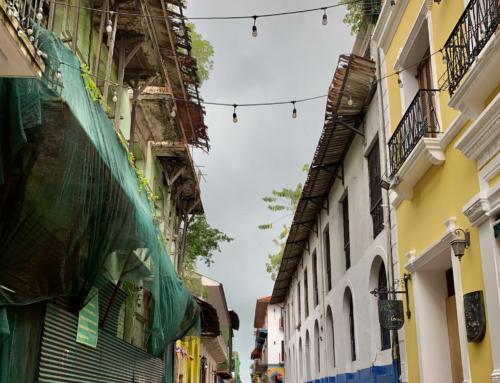 パナマシティの現状