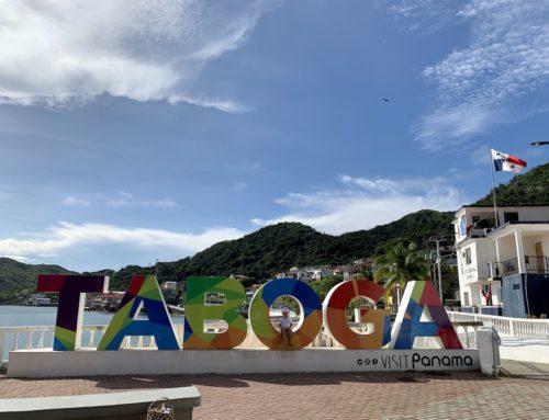パナマのタボガ島