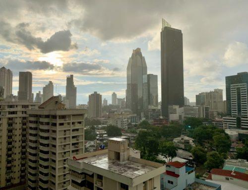 パナマの気候